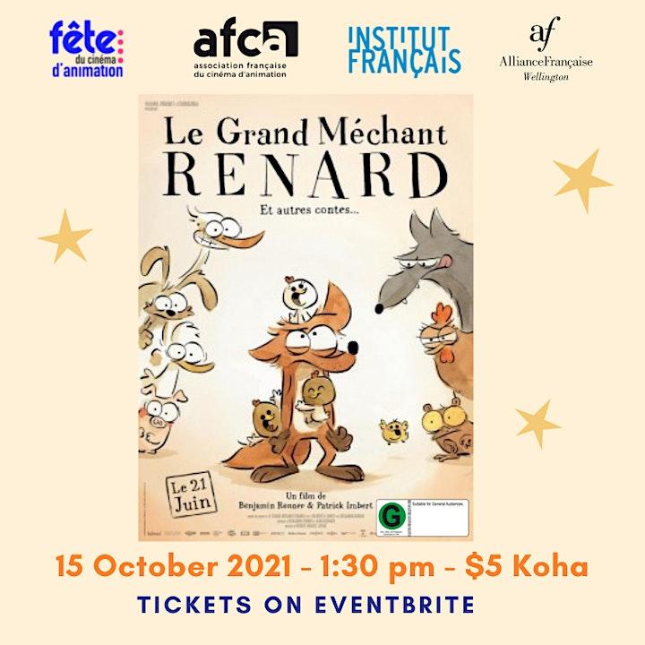 Le grand méchant renard (et autres contes) - Animated Film Festival AFW image