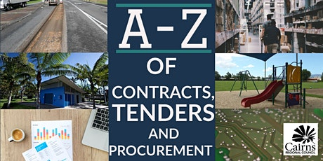 A to Z of contracts, tenders and procurement  - Cairns South tickets