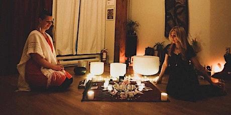 Community Sound Meditation tickets