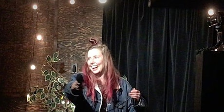 Amber records a Comedy Album tickets