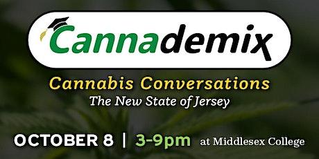 Cannademix: Cannabis Conversations tickets