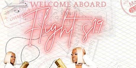 TERMINAL S FLIGHT 19 ✈️ tickets