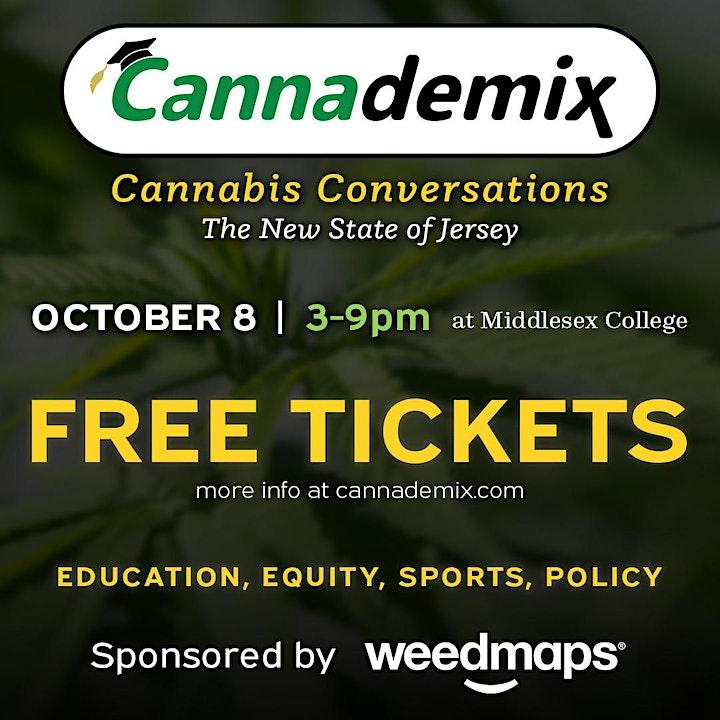 Cannademix: Cannabis Conversations image