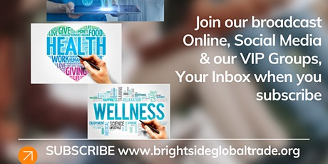 Health and Wellness Forum Broadcast tickets