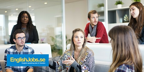 Part1:  Your CV for Swedish employers. Get help from a recruiter. biljetter