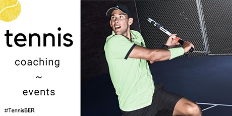 Tennis Coaching : Thursday : Outdoor tickets