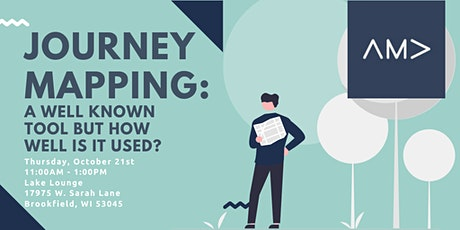 Journey Mapping - A Well Known Tool, But How Well is it Used? tickets