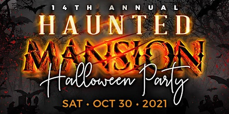 2021 Fresno Haunted Mansion Halloween Party tickets