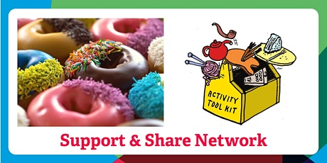 NAPA Support & Share Network - October - Sensory Activities tickets