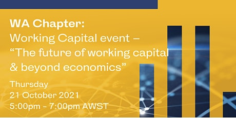 Networking: Working Capital event tickets