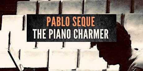 Pablo Seque, The Piano Charmer. entradas