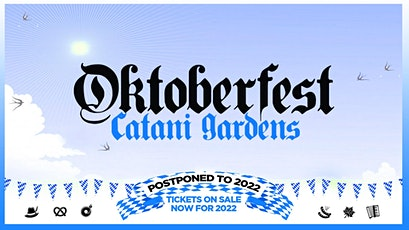 OKTOBERFEST 2022 ST KILDA. CATANI GARDENS TICKETS FROM $25 tickets