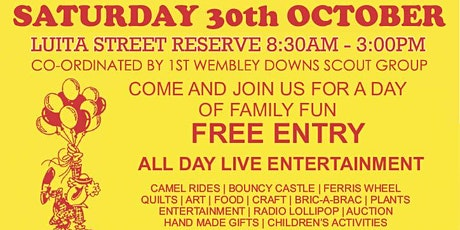 Wembley Downs District Fair tickets