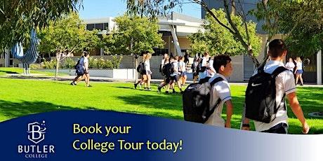 Butler College Tours Term 4 2021, Thursday 3:30pm tickets