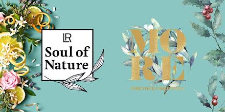 LR Soul of Nature + LR X-Mas i Stockholm tickets