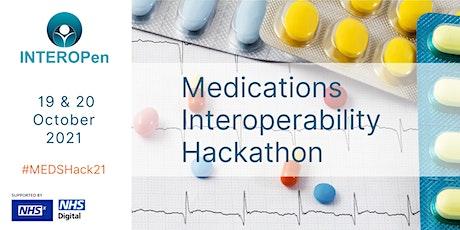 Medications Interoperability Hackathon tickets