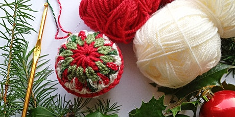 Crochet at Christmas - Granny Square Baubles tickets