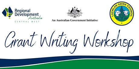Lachlan Shire Council Grant Writing Workshop tickets