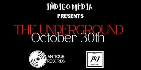 The Underground tickets