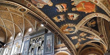 Visita la Chiesa di S.Maurizio al Monastero Maggiore*UFFICIALE*-Ottobre21 biglietti