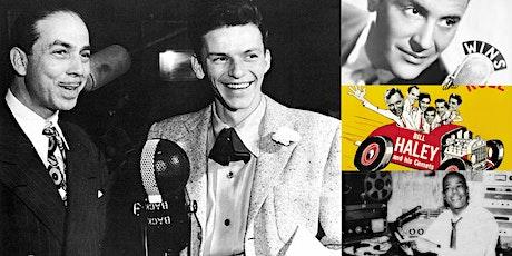 'The Golden Age of New York's Radio Disc Jockeys' Webinar tickets