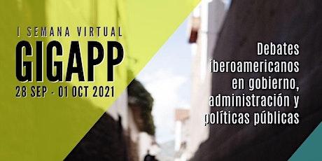 I Semana Virtual GIGAPP 2021. entradas