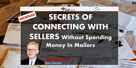 WEB: Secrets Of Connecting With Sellers Without Spending Money In Mailers tickets