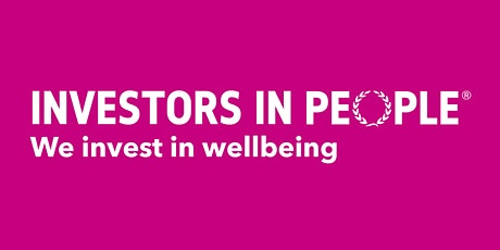 Introduction to We invest in wellbeing - 21st October 2021 tickets
