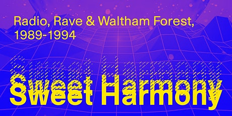 Patchworks: Sweet Harmony Party: Celebrating pirate radio and rave culture tickets