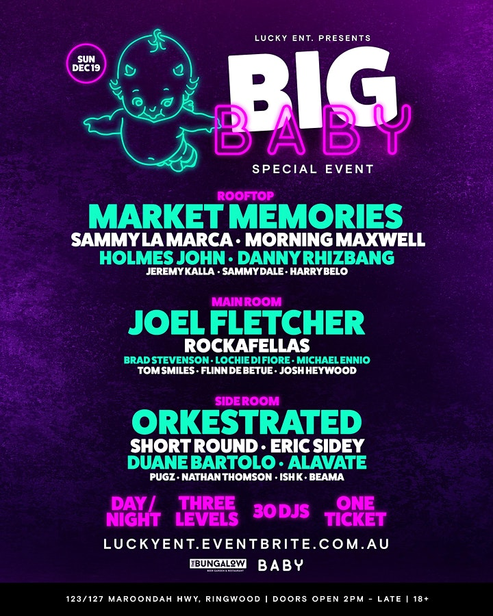 Big Baby || Special Event image