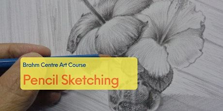 Pencil-Sketching Course - Beginner starts Dec 6 (8 sessions) tickets