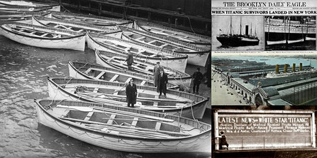 'The Titanic Epilogue: New York City After the Great Sinking' Webinar tickets