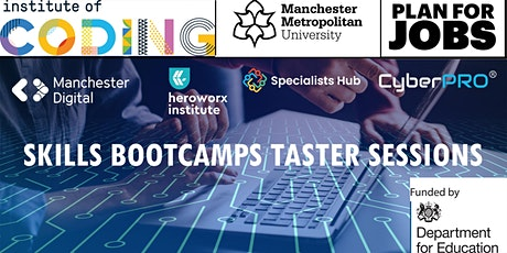 IN DIGITAL: Skills Bootcamp for Digital Technologists Taster Session tickets
