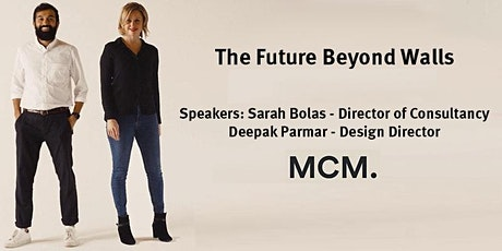 The Future Beyond Walls tickets