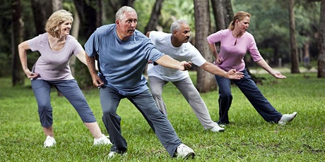 Tai Chi for Health promotion and Fall prevention tickets