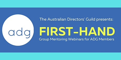 ADG-40 First-Hand Group Mentoring: Vic Zerbst tickets