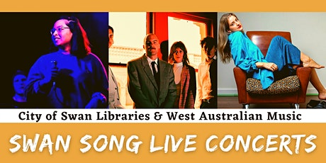 Swan Song Live Concert: Stapleton, Angie Colman, Clauds (Midland) tickets