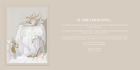 Bridal Event with Jimmy Choo and Rachel Scott Couture tickets