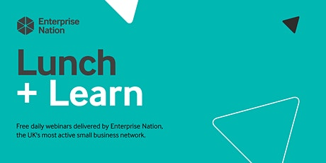 Lunch and Learn: An introduction to UX design tickets