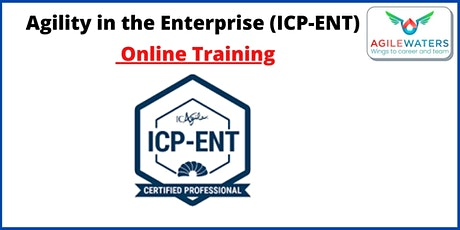 ICP - ENT Agility In The Enterprise Coaching tickets
