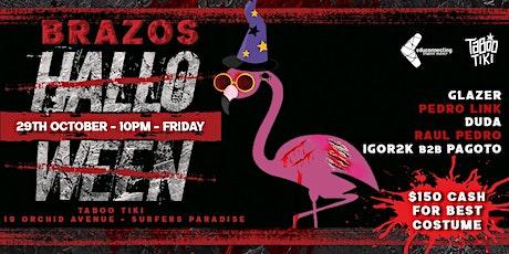 Brazos Halloween ✞ A maldição do Flamingo (Freaky Friday) tickets