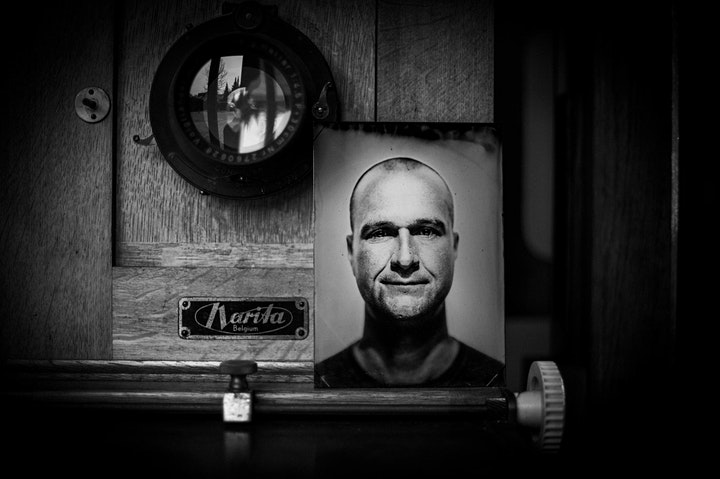 Afbeelding van Workshop TinType Portretten   | Calumet Amsterdam