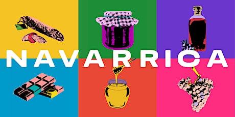 Cata de vinos de D.O. Navarra. entradas