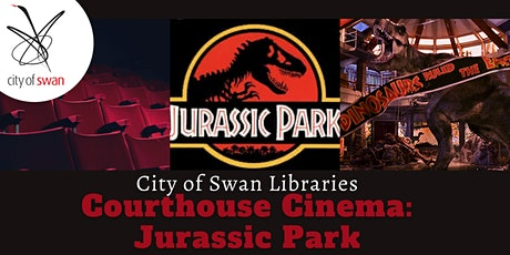 Courthouse Cinema: Jurassic Park (Midland) tickets