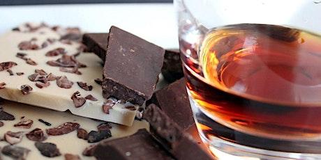 Rum and Chocolate virtual  Tasting Adventure tickets