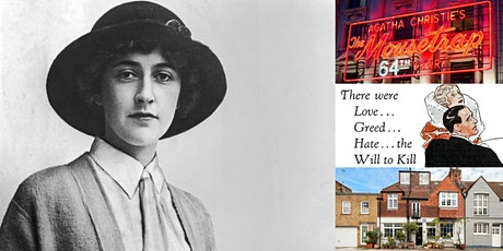 'Agatha Christie: Unraveling the Mystery Behind the Queen of Crime' Webinar tickets
