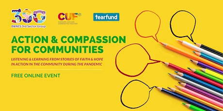 Action & Compassion for Communities (Online) tickets