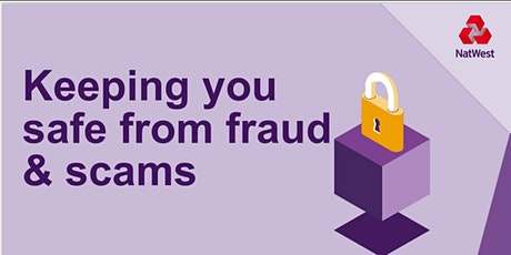Athena Care Homes Presents: Scams Awareness with NatWest tickets
