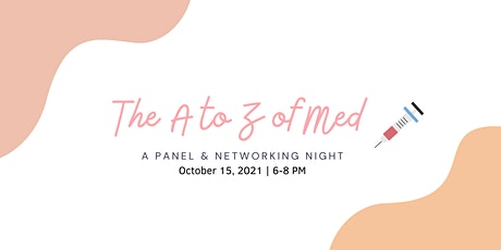 The A to Z of Med - COMA Networking Night tickets