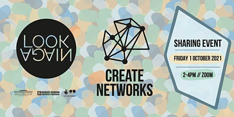 CREATE NETWORKS - Sharing Event tickets